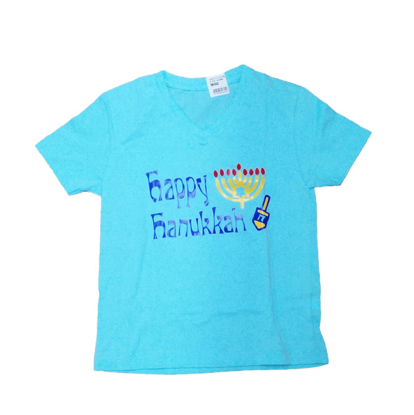 CAMISETA HAPPY HANUKKAH