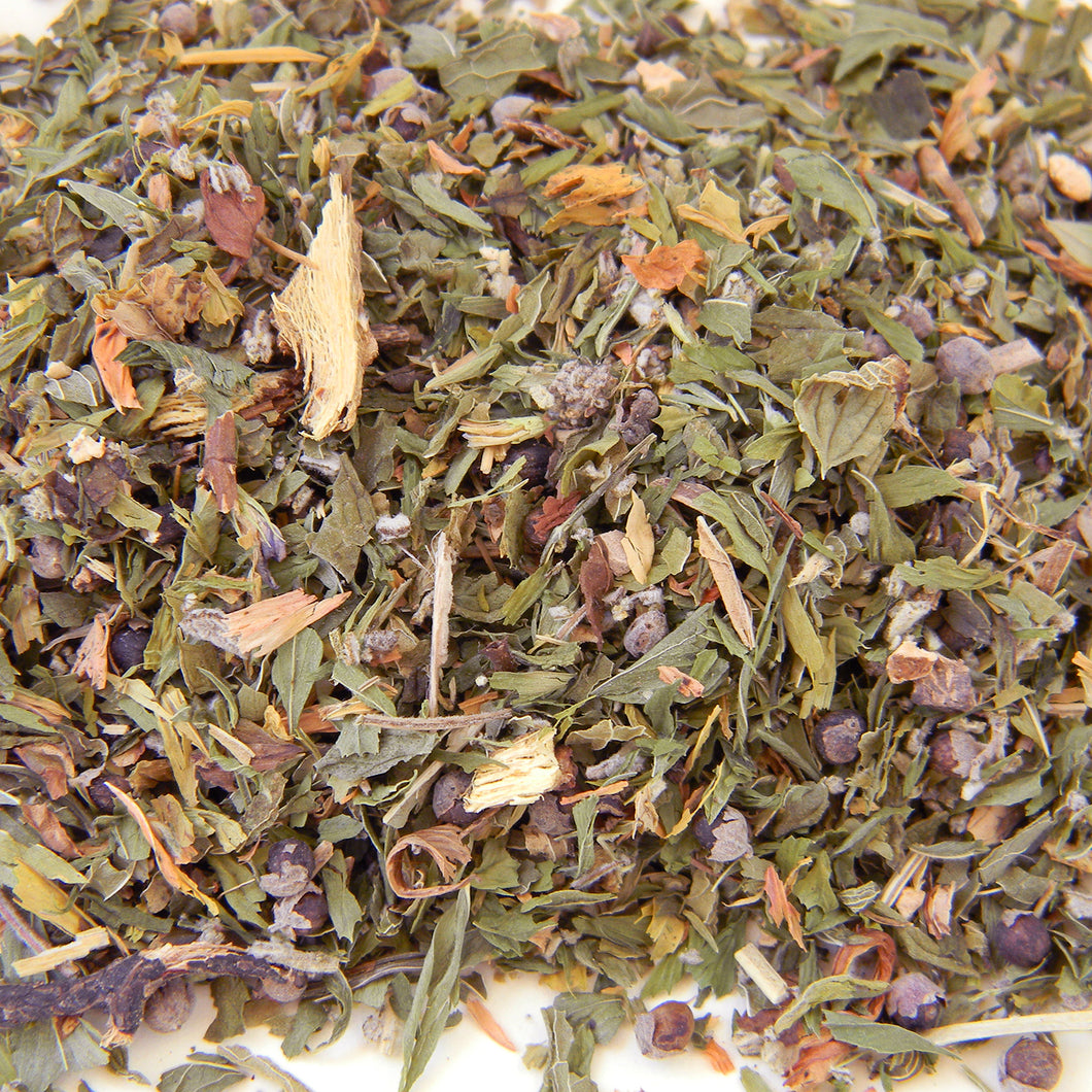 Photograph of Earthbound Arts hot flash helper tea