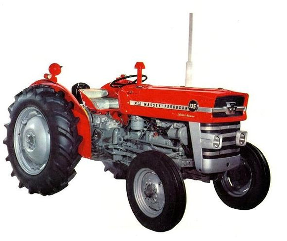 100 Series Parts for Massey Ferguson