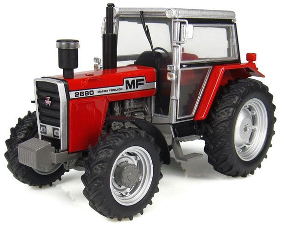 Universal Hobbies Massey Ferguson 2680 4WD - X993040410800 | Massey Parts | Martin's Garage