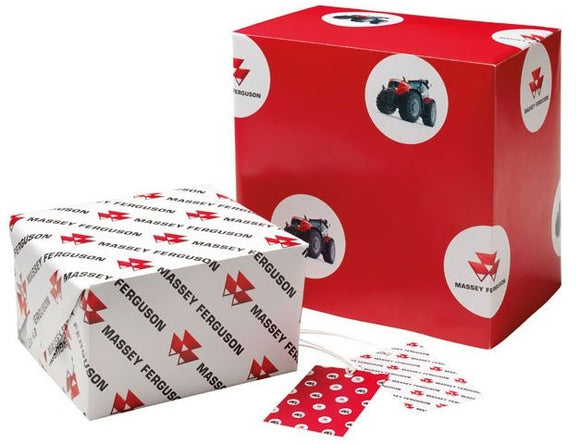 Massey Ferguson Secret Santa Box | Massey Parts | Martin's Garage