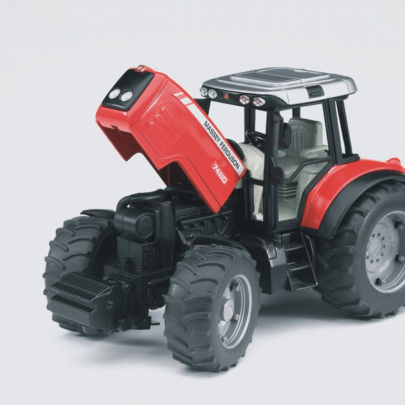 MF 7480, scale 1:16 for ages 3+ | Massey Parts | Martin's Garage