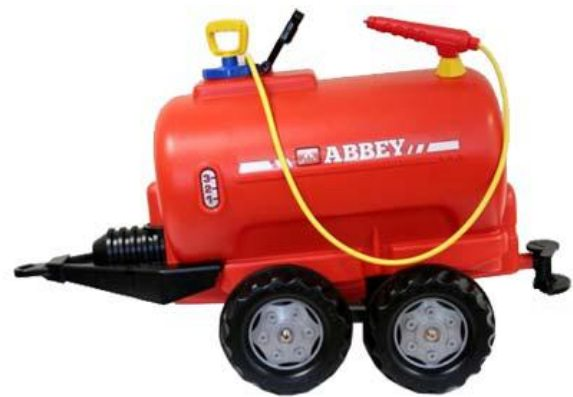 Rolly Abbey Tanker | Massey Parts | Martin's Garage