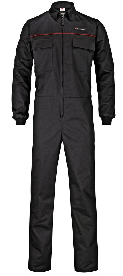 Black Adult Overall | Massey Parts | Martin's Garage