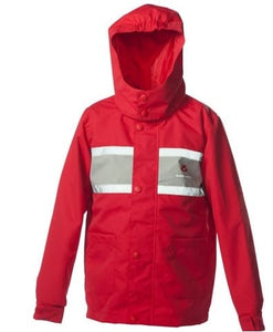 Massey Ferguson Kids Rain Coat - X993080085 | Massey Parts | Martin's Garage