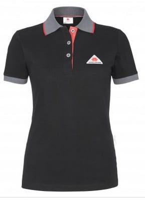 Ladies Polo Shirt | Massey Parts | Martin's Garage