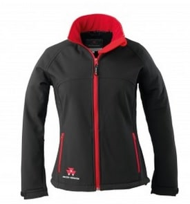 Ladies Softshell Jacket | Massey Parts | Martin's Garage