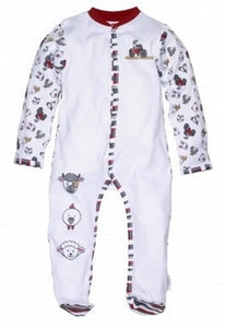 Massey Ferguson Baby Jumpsuit | Massey Parts | Martin's Garage