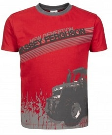 Massey Ferguson Boys T-Shirt - X993310004 | Massey Parts | Martin's Garage