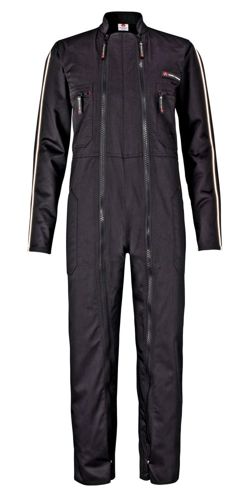 Massey Ferguson Kids Double Zip Overall | Massey Parts | Martin's Garage