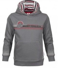 Massey Ferguson Kids Hoodie - X993310005 | Massey Parts | Martin's Garage