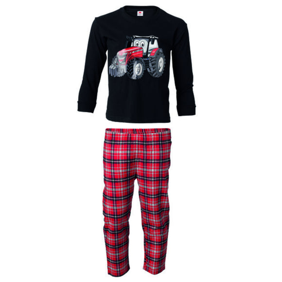 Massey Ferguson Kids Pyjamas | Massey Parts | Martin's Garage