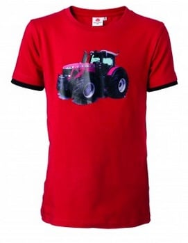 Massey Ferguson Kids T-Shirt | Massey Parts | Martin's Garage