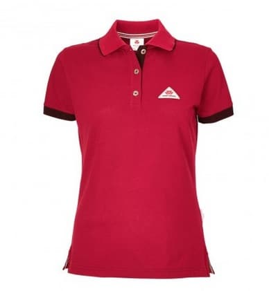 Massey Ferguson Ladies Red Polo | Massey Parts | Martin's Garage