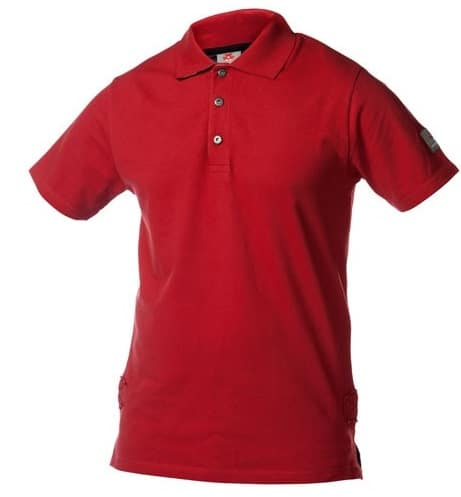 Massey Ferguson Red Polo Shirt - X993080025 - XXL Only | Massey Parts | Martin's Garage