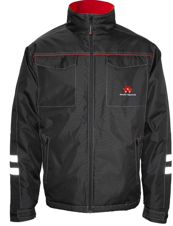 Massey Ferguson Winter Work Jacket | Massey Parts | Martin's Garage