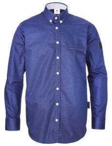 Massey Ferguson Men's Blue Shirt - X993321709 | Massey Parts | Martin's Garage