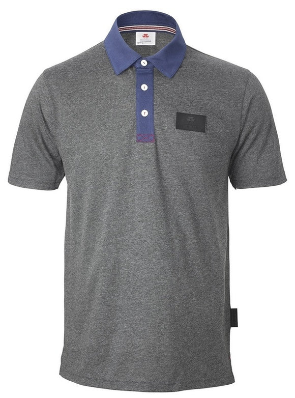 Massey Ferguson Men's Grey Polo Shirt - X993321701 | Massey Parts | Martin's Garage