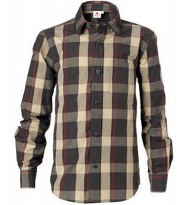 Men's Check Shirt | Massey Parts | Martin's Garage
