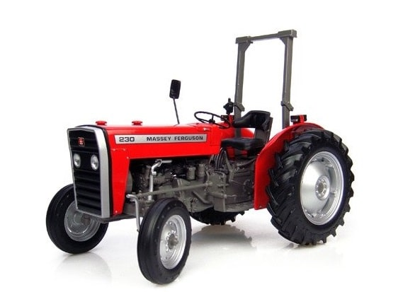 MF 230 Without Cab, Scale 1:16 | Massey Parts | Martin's Garage