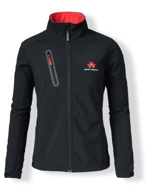 Massey Ferguson Ladies Softshell Jacket - X993051902 | Massey Parts | Martin's Garage