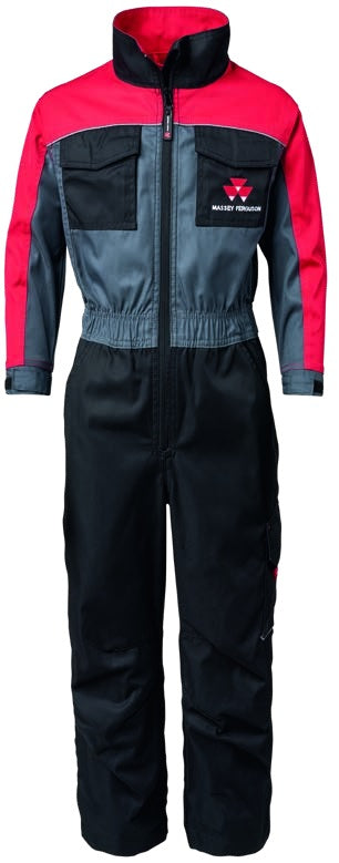 Massey Ferguson Kids Overalls - X993051911 | Massey Parts | Martin's Garage