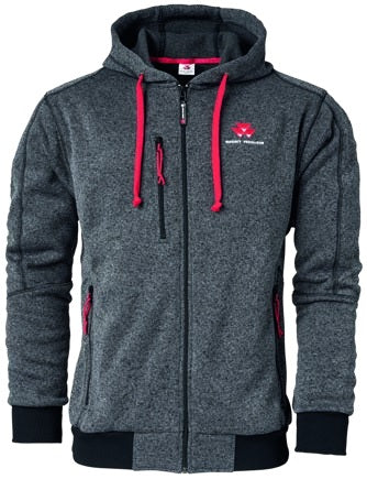 Massey Ferguson Mens Grey Hoodie - X993051914 | Massey Parts | Martin's Garage