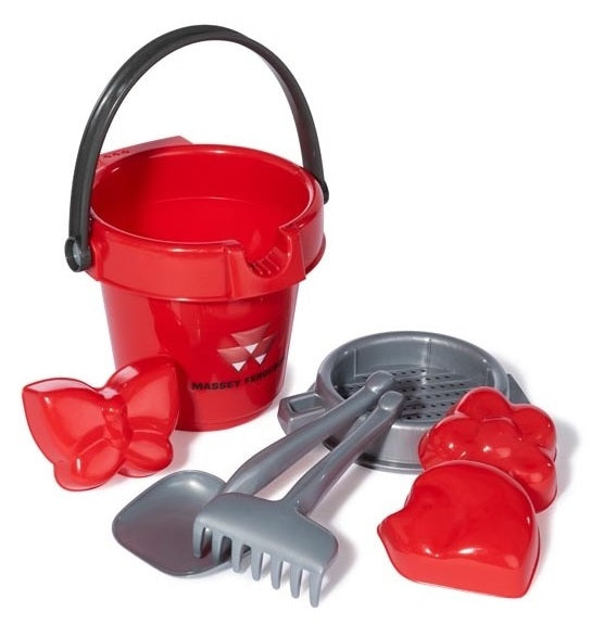 Massey Ferguson Sand Play Set - X993071901000 | Massey Parts | Martin's Garage