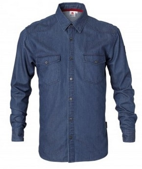 Massey Ferguson Denim Shirt - X993080159 | Massey Parts | Martin's Garage