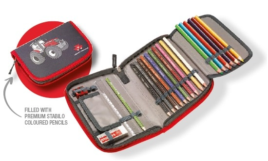 Massey Ferguson Pencil Case | Massey Parts | Martin's Garage