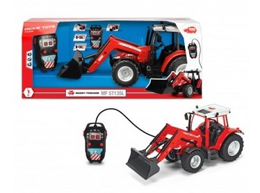 Massey Ferguson 5713SL Cable Control | Massey Parts | Martin's Garage