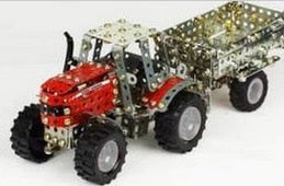 MICRO SERIES - MASSEY FERGUSON 1:64 - MF 7626 | Massey Parts | Martin's Garage