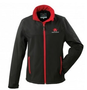 Mens Softshell Jacket | Massey Parts | Martin's Garage