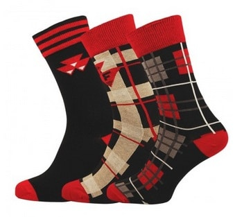 Massey Ferguson Socks - X993211810000 | Massey Parts | Martin's Garage