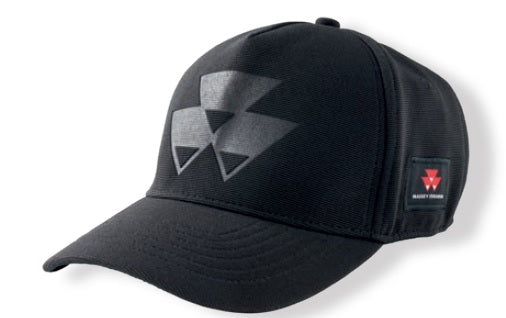 Massey Ferguson Cap (Black) - Massey Parts | Martin's Garage