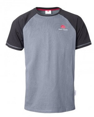 Massey Ferguson Raglan T-shirt - X993311903 | Massey Parts | Martin's Garage
