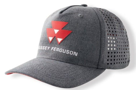 Massey Ferguson Cap (Grey) - Massey Parts | Martin's Garage