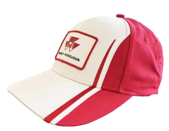 Massey Ferguson Cap (Red / White Cap) - Masseyparts.ie