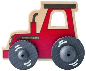 Massey Ferguson Push Along Tractor - X993311919000 | Massey Parts | Martin's Garage