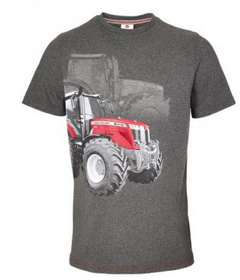 Massey Ferguson Graphic T-Shirt | Massey Parts | Martin's Garage