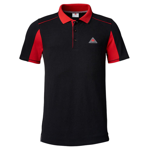 Massey Ferguson Black Polo Shirt - X993322001