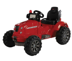 MF 12V Electric Tractor | Massey Parts | Martin's Garage