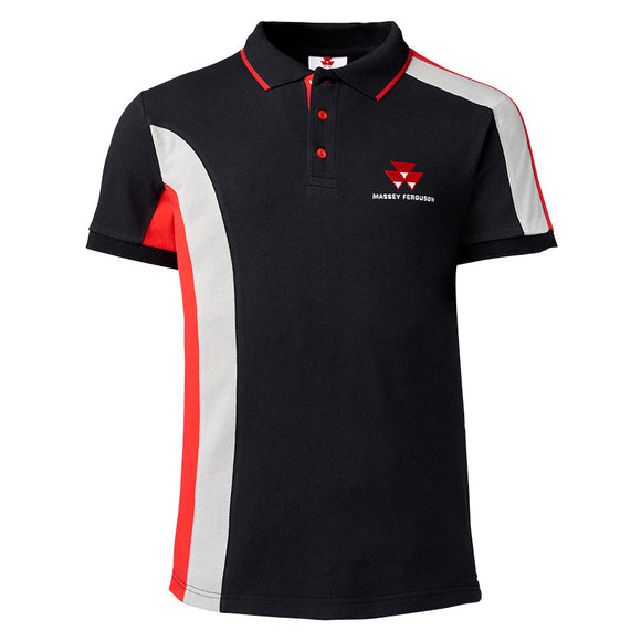 MF Mens Graphic Polo Shirt - X993412004