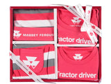 Massey Ferguson Baby Gift Set - X993101901 | Massey Parts | Martin's Garage