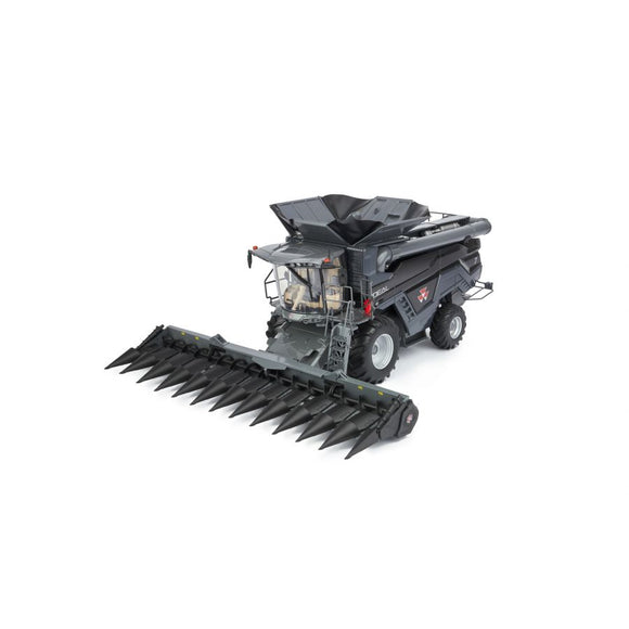Massey Ferguson Ideal 7 with Corn Header - X993031902000