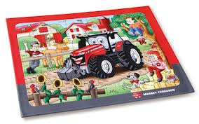 Massey Ferguson Kids Jigsaw - X993160006000 | Massey Parts | Martin's Garage