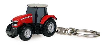 Massey Ferguson 7624 Key Ring - X993040559000 | Massey Parts | Martin's Garage
