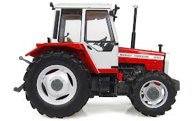 MF 690 4WD, Scale 1:32 | Massey Parts | Martin's Garage