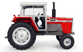 Universal Hobbies Massey Ferguson 2620 2WD - X993040410600 | Massey Parts | Martin's Garage