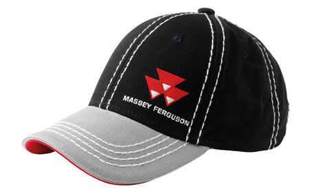 Massey Ferguson Black Cap - X993080106000 | Massey Parts | Martin's Garage